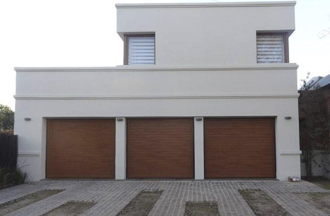 Aberturas de exterior de PVC.